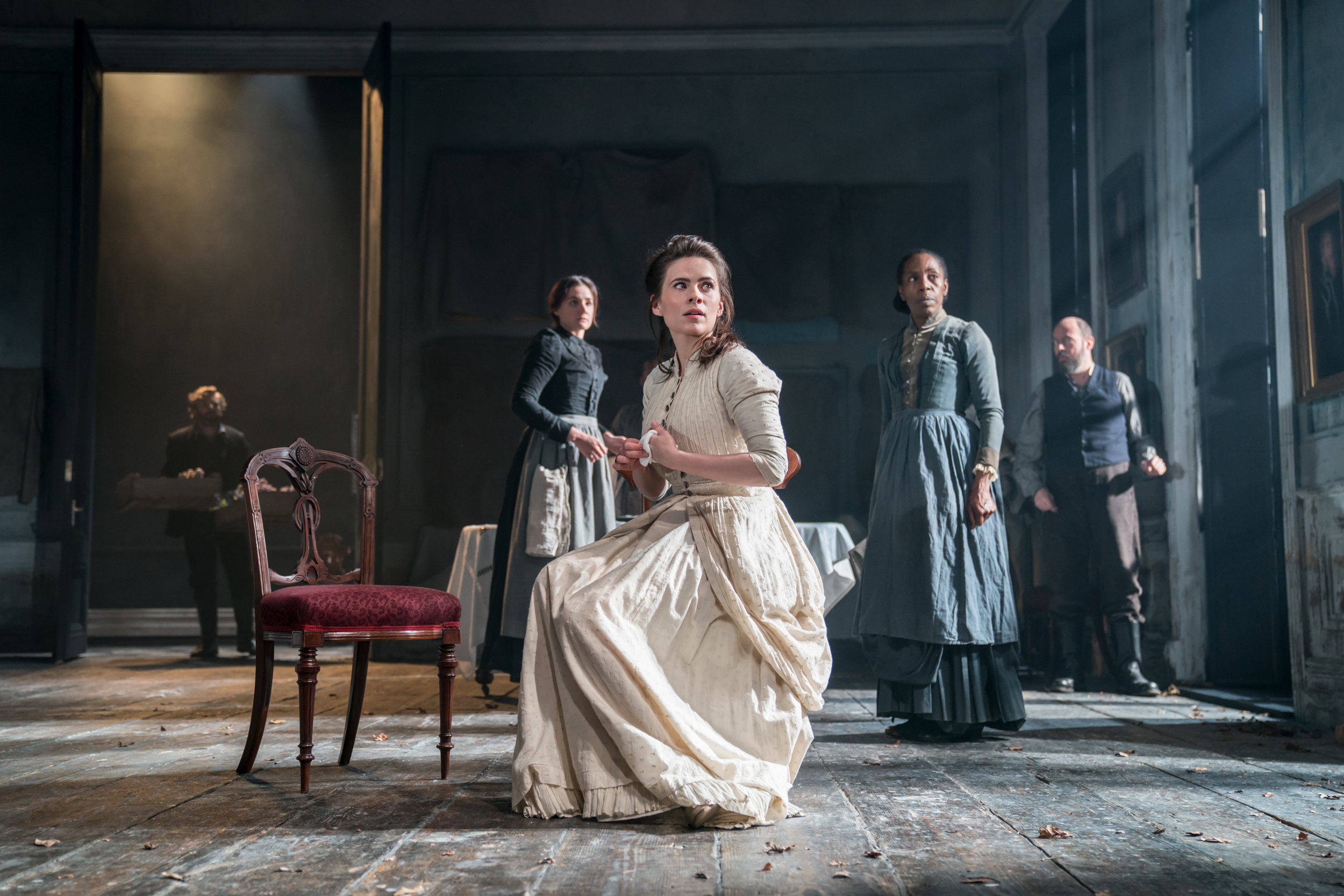 Hayley Atwell and Company in Rosmersholm.jpg