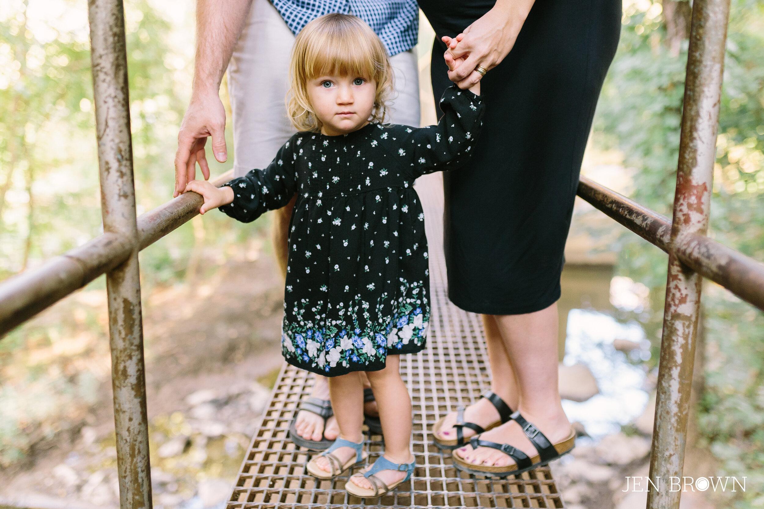 Family Photos on the Richmond Virginia Pipeline