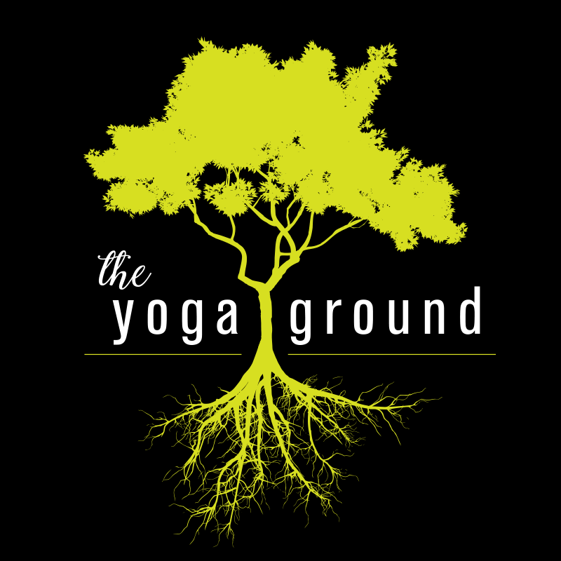 The Yoga Ground Yoga Studio Logo