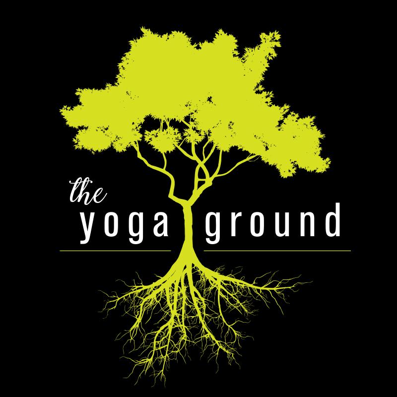 The Yoga Ground Yoga Studio Logo