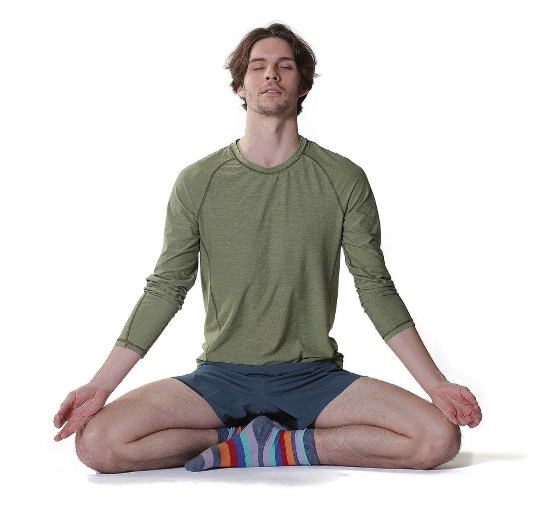 yoga instructor michael simpson