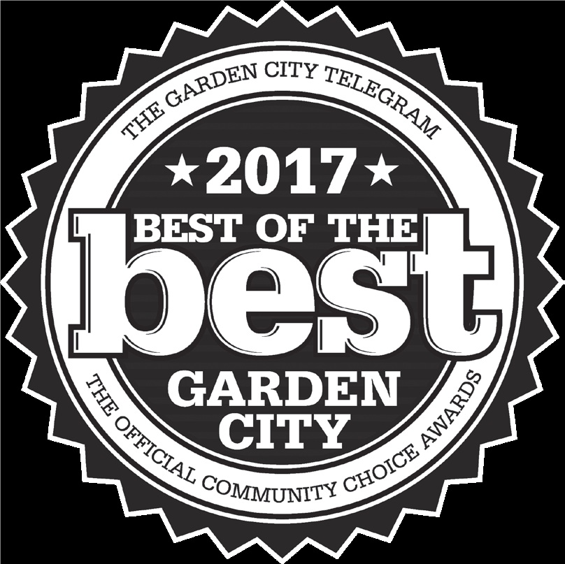 2017 Best Insurance Agent-Garden City - We are honored to have been named Best of the Best Insurance Agent for the Garden City Telegram's community choice awards.