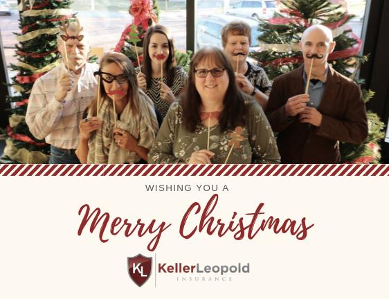 Keller Leopold Norton Staff Christmas postcard.png