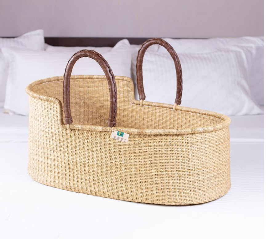 Dua Moses Basket  - $165.00