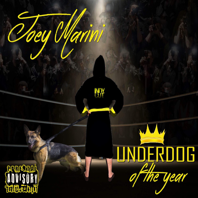 Joey Marini - Underdog Of The Year (2018)