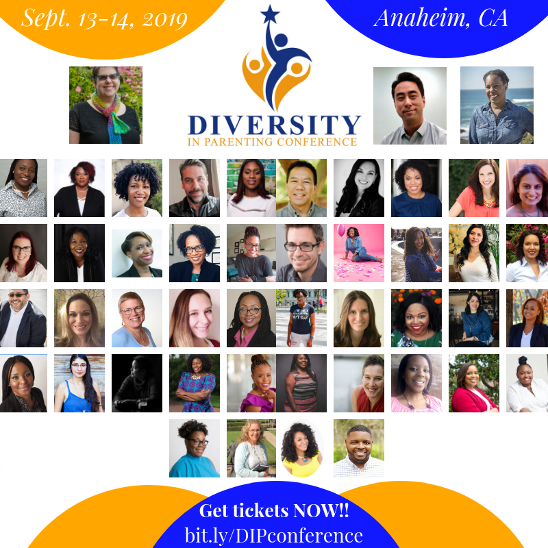 Who's Speaking? - Learn more about our speakers and their amazing topics. Be a part of a conference that embraces diversity - both in it's speakers and in it's topics!