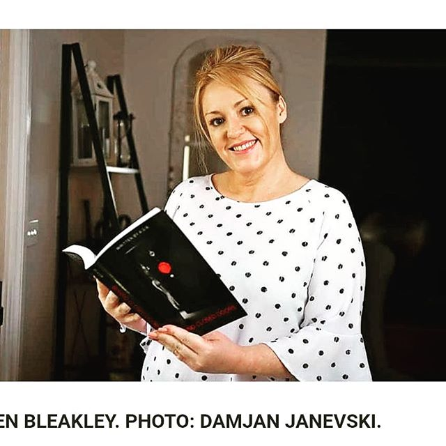 STAR WEEKLY NEWSPAPER ARTICLE 'Suburban Mum trumping 50 Shades  Suburban mum Karen Bleakley has written her first erotic novelBehind Closed Doors.Karen chats with Jessica Micallef about the novel and the potential to the book becoming a movie. What are you passionate about? I've always been incredibly creative, no matter what I've done in my life. I've always thought outside the box and done things differently, including my book's marketing. I'm passionate to drive the success of my first novel straight in to the hands of a movie producer. My novel will be a movie, the next big thing on everyone's lips. Besides the book, I'm very passionate about my family and want to share any success with them. Tell me about your new bookBehind Closed Doors. It has aSex and The Cityvibe, a littleReal Housewivesdrama and a lot more sex than50 Shades of Grey. It's based on four women in their 40s. We learn about their different levels of friendship, their differences in personality, morals. As in life, when we face hurdles, or temptations, we lean on those closest to us and during these times some of us can fall apart. We see how each friendship copes when facades start to crumble and revelations come to light.  How has the book been received? I honestly pinch myself with the success thus far. I cannot believe what I have achieved on my own. It began less than three months ago when I heard David Hughes talk about his bookclub, on Fox FM with his co-host, Kate Langbroek. Kate mentioned that Hughesy chose books that didn't interest her – to me that was a sign. I simply sent him a copy and asked him to tell me what he thinks. I received a call three days later from his producer, and I was interviewed that night. I was incredibly pleased and completely satisfied with that one segment. I was invited in to their studio to sign a number of copies to give away to readers. I knew I had to take this opportunity and run with it, I receive emails and messages every other day, from readers, all 