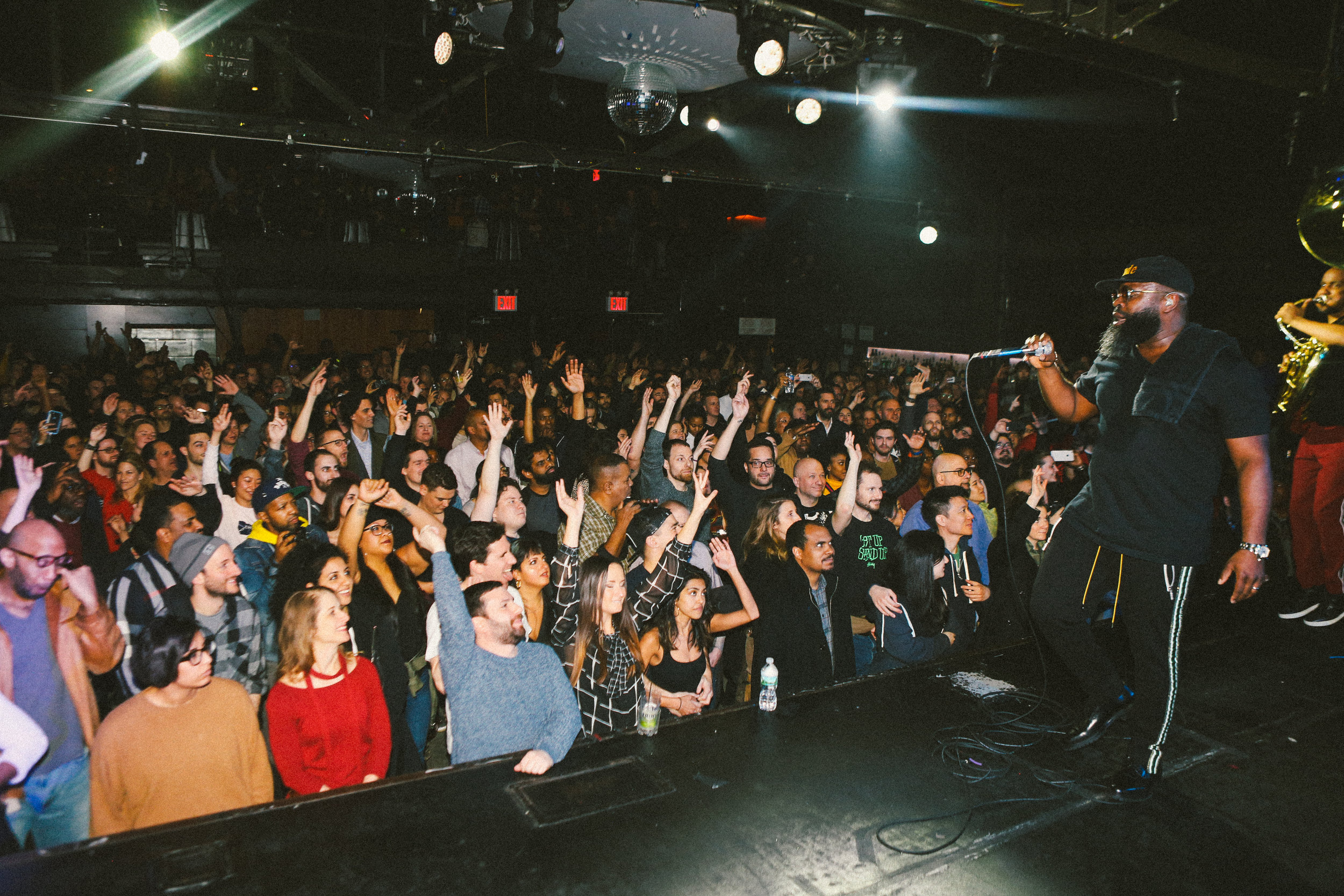 The Roots Last show at Highline Ballroom Closed by Mel D. Cole-25.jpg