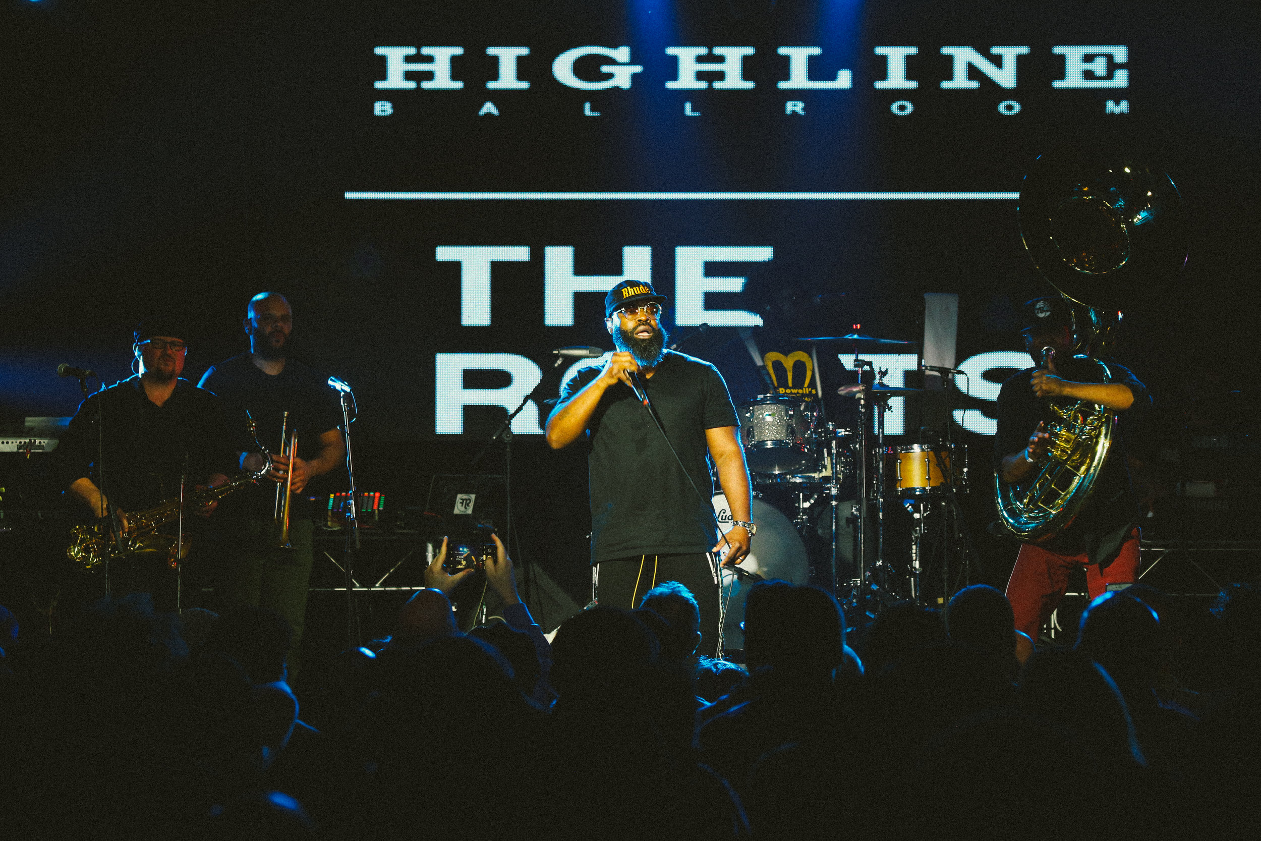 The Roots Last show at Highline Ballroom Closed by Mel D. Cole-16.jpg