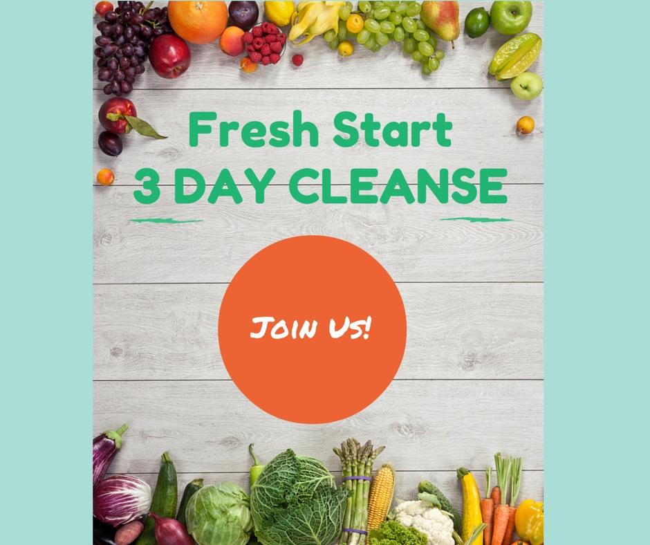 Fresh Start 3 Day Cleanse