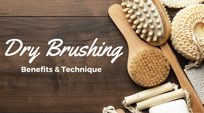 Dry Brushing Benefits and Techniques