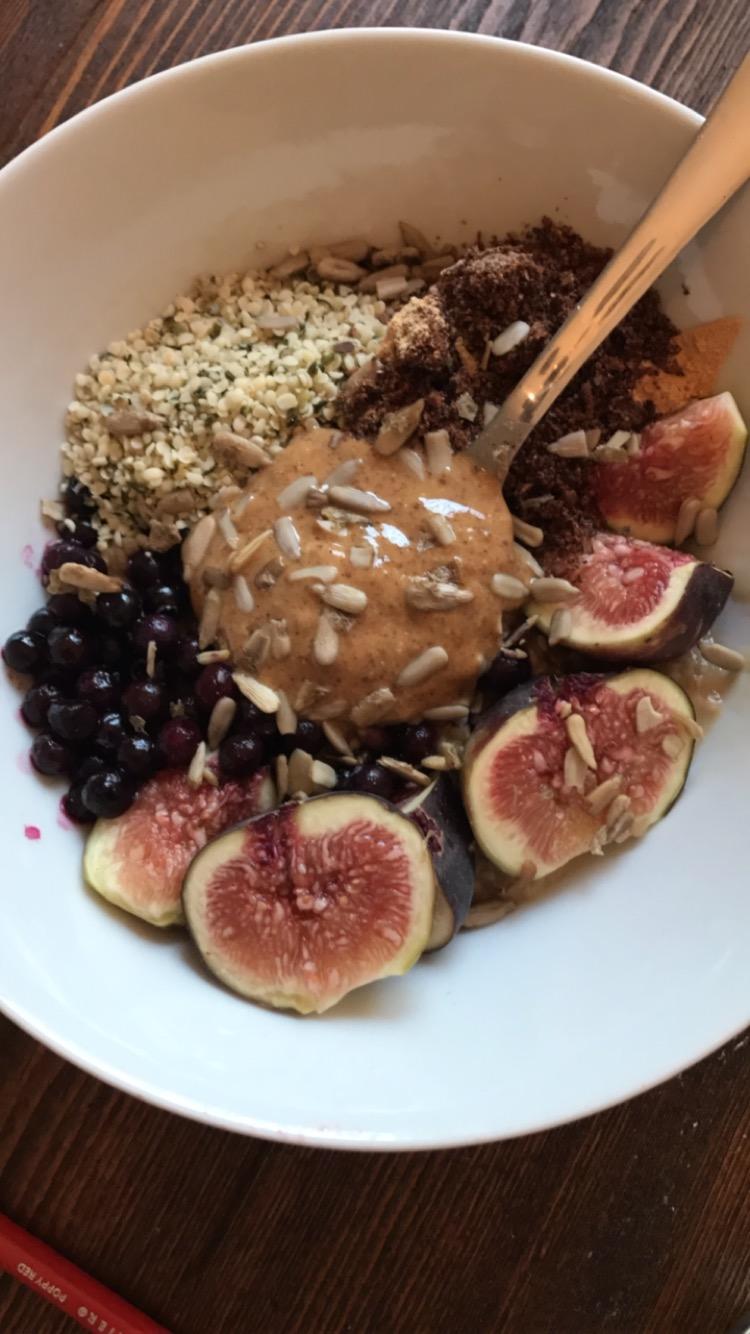 Figgy Oats Recipes