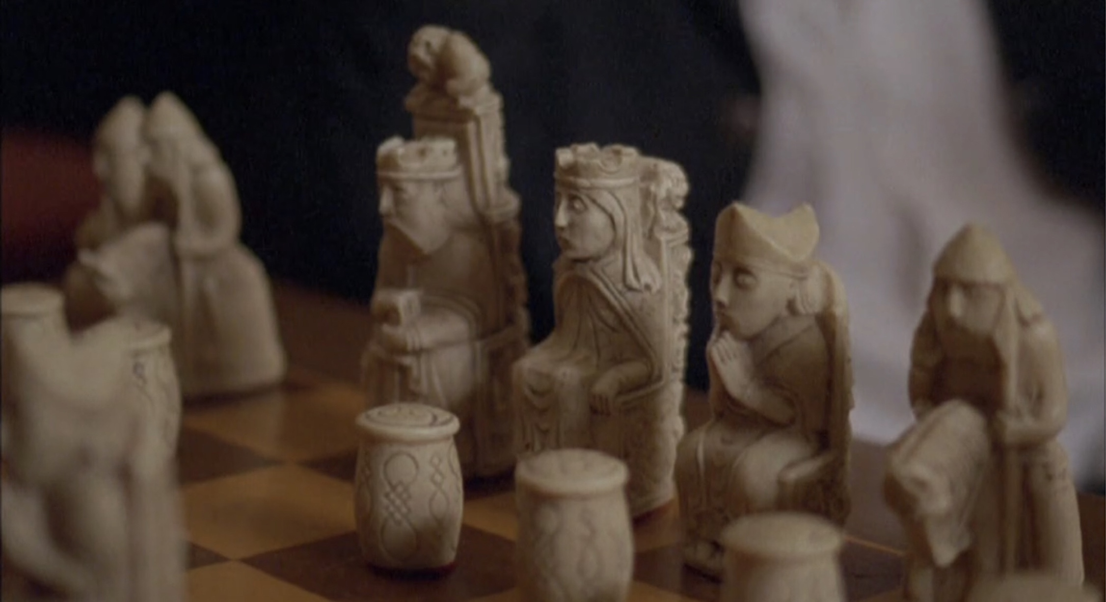 "Pawn & Rook - Director | Alexander NallyShot on 16mm, ""Pawn & Rook"" Is A Tender Story That Focuses On Human Relationship And A Detachment Between The Old And New Generations. (That And A Game Of Chess!)"