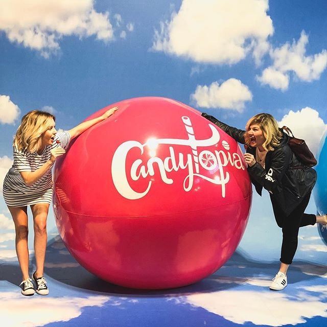 That's a wrap folks! 🎬 Candytopia 🍭 photoshoot with my girl Jennifer Rayne was a blast. Nothing like spending your day in a LIFESIZE Candyland. It was this girls dream come true.  Stay tuned.....so much more to share.....🍡 . . . . . #chocolateporn #cravingsatisfied #prettygang #candies #socialsavvyinfluencer #chocolatelovers #candyland #candytopia #candytopiadallas #prestonhollow #chocolatelovers #popsicle #sweettooth #fairytail #instacrush #candycrush