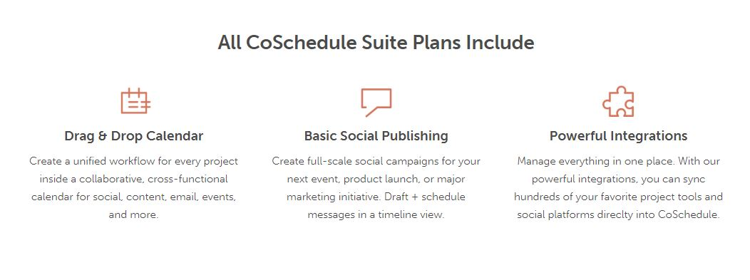 What is CoSchedule