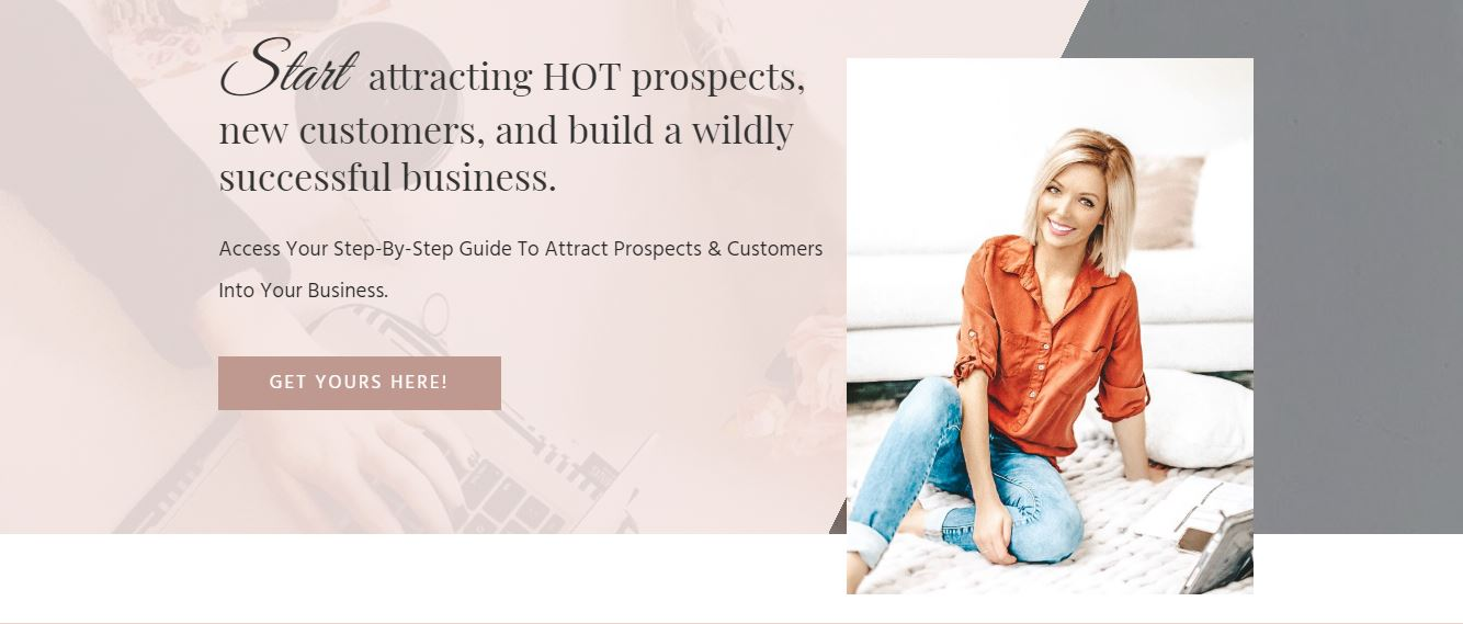 Attract Hot Prospects - Grow Your Business - Attraction Marketing
