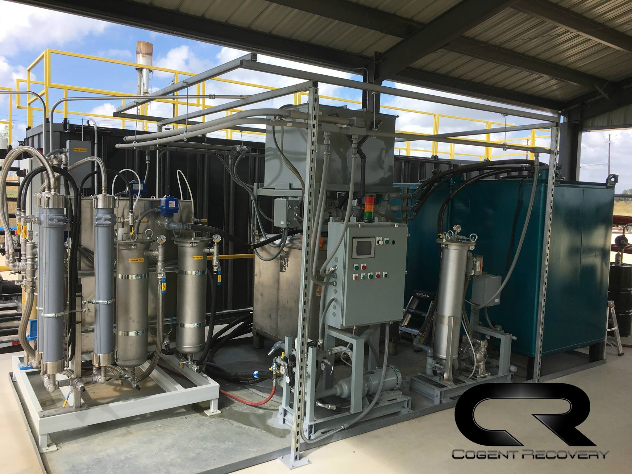 Integrated Water Treatment -