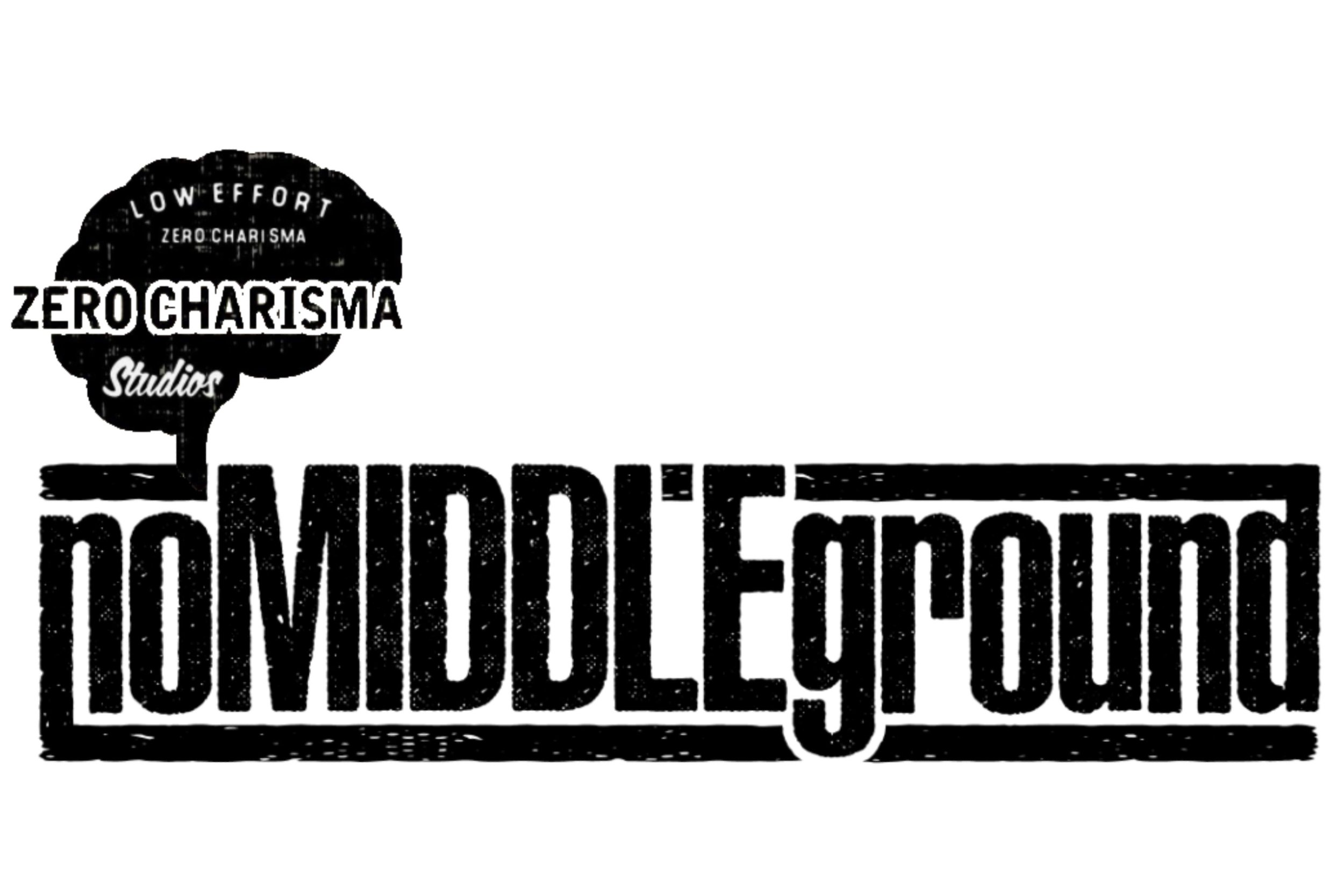 noMIDDLEground Episodes Logo