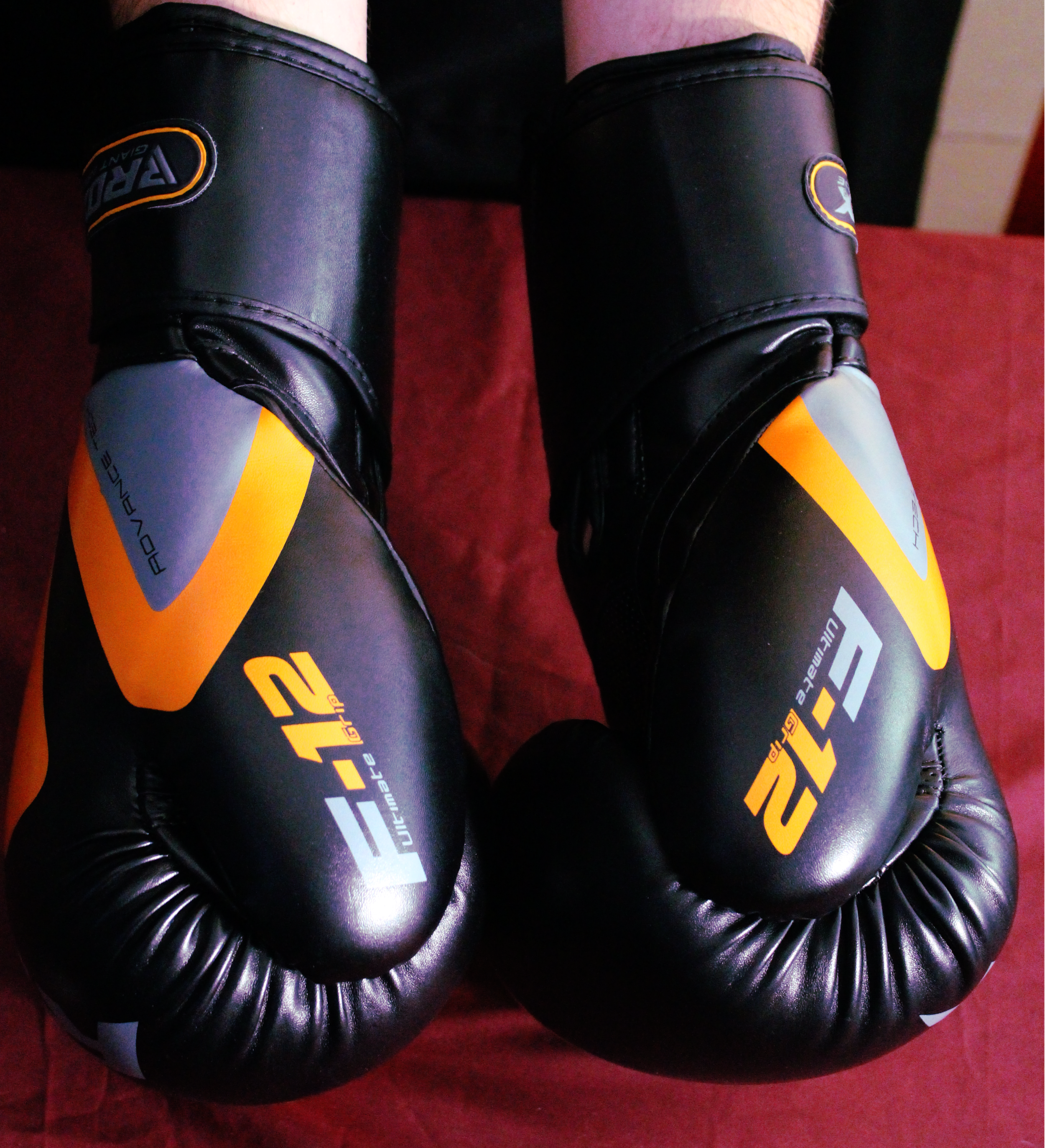 The Killing Cure (The Jerusalem Brawl) - The Speculation Station - Muay Thai Sparring Gloves