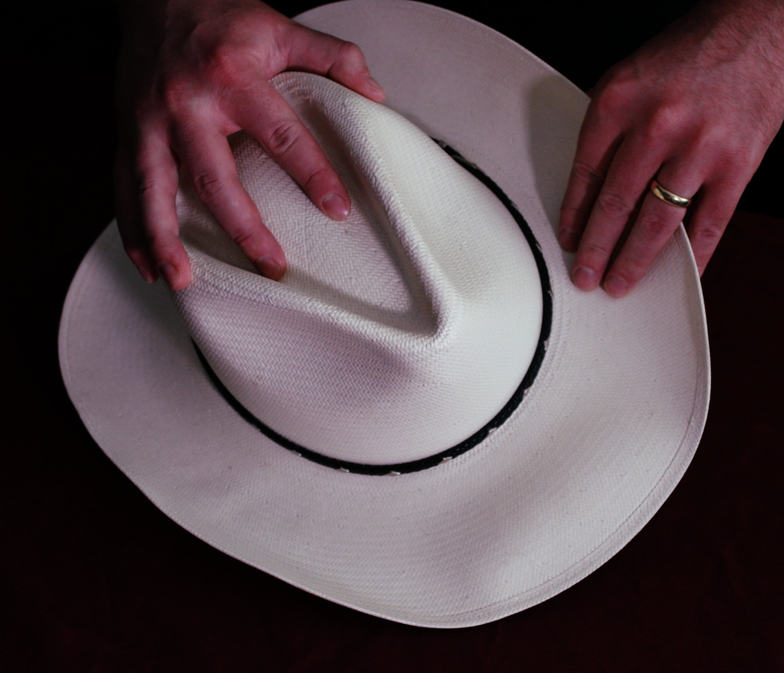A Very Southern Murder - The Speculation Station Podcast - Episode 22 - Stetson Cowboy Hat.JPG