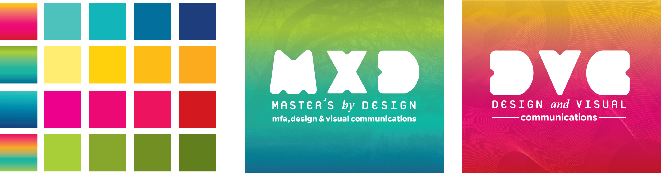 MXD designed by Jarred Elrod. DVC designed by Yankel Amarante.