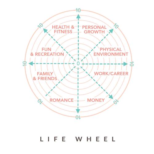 The Life Wheel