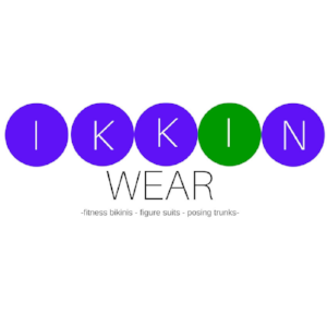 Ikkin Wear   Experienced in all aspects of custom design for bodybuilders and fitness athletes. Creating and designing unique suits for individual athletes.