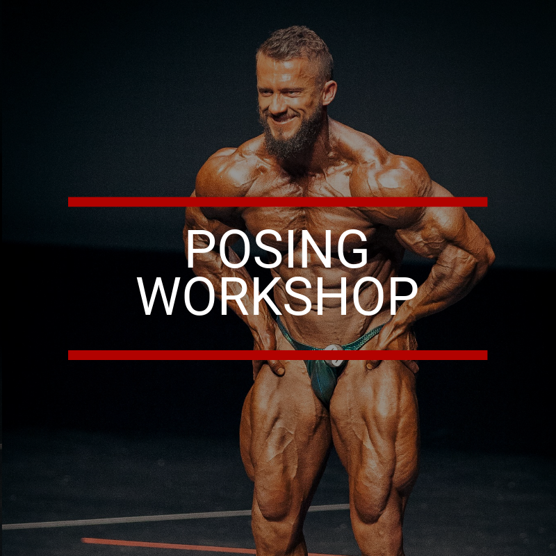 You are only as good as you present yourself! Learn how to pose so that you can show off your hard work and be noticed on stage.