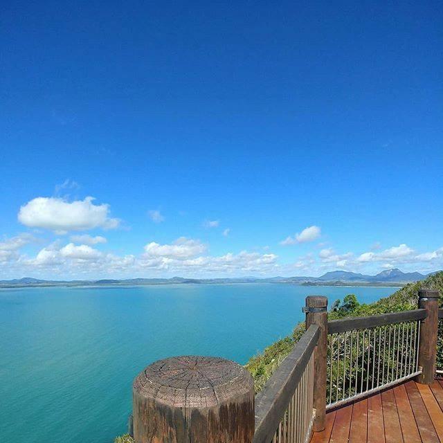Cape Hillsborough Lookout.  Photo credit: @lap_australia_up