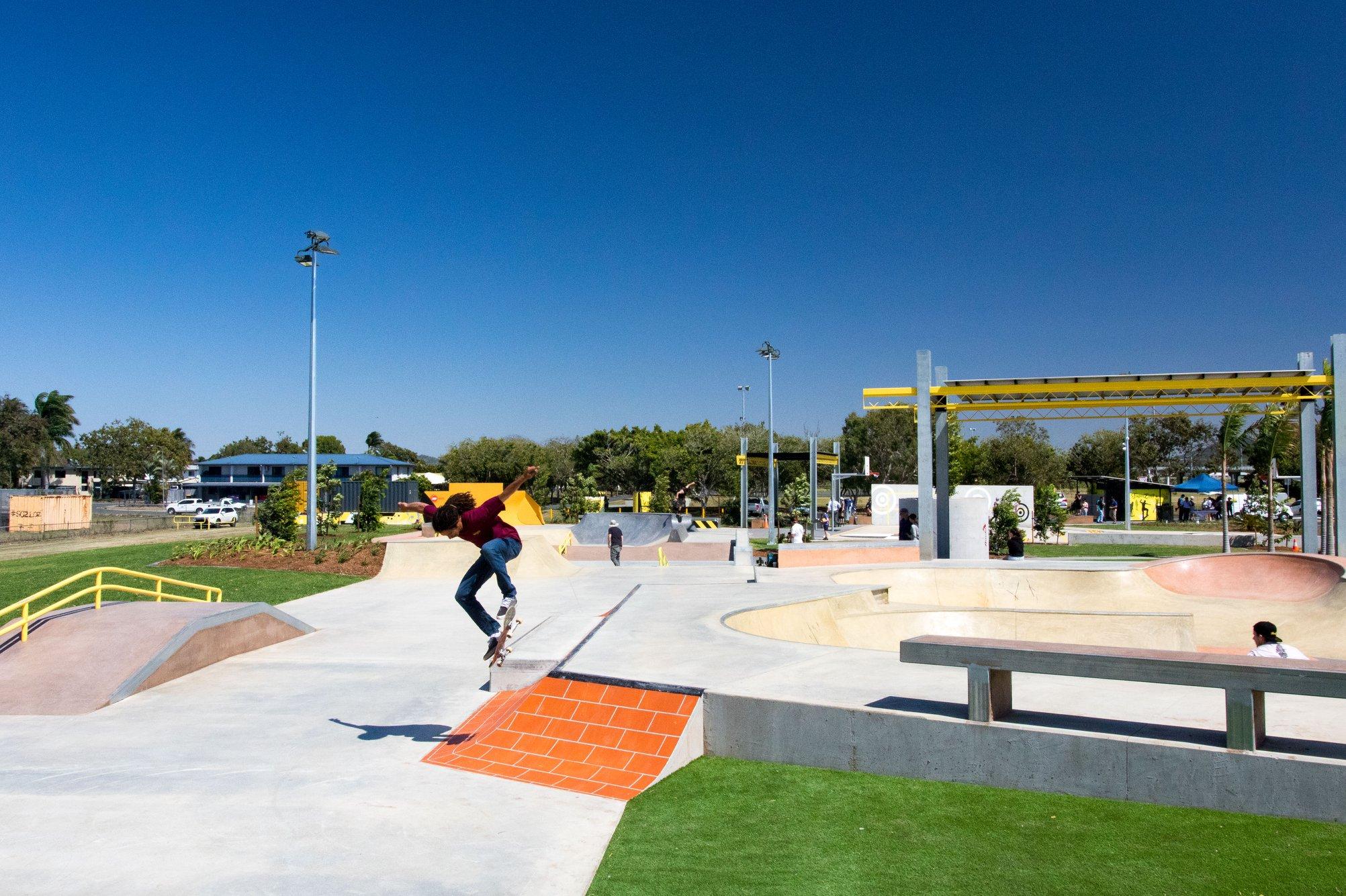 Sugar Bowl Skate Park