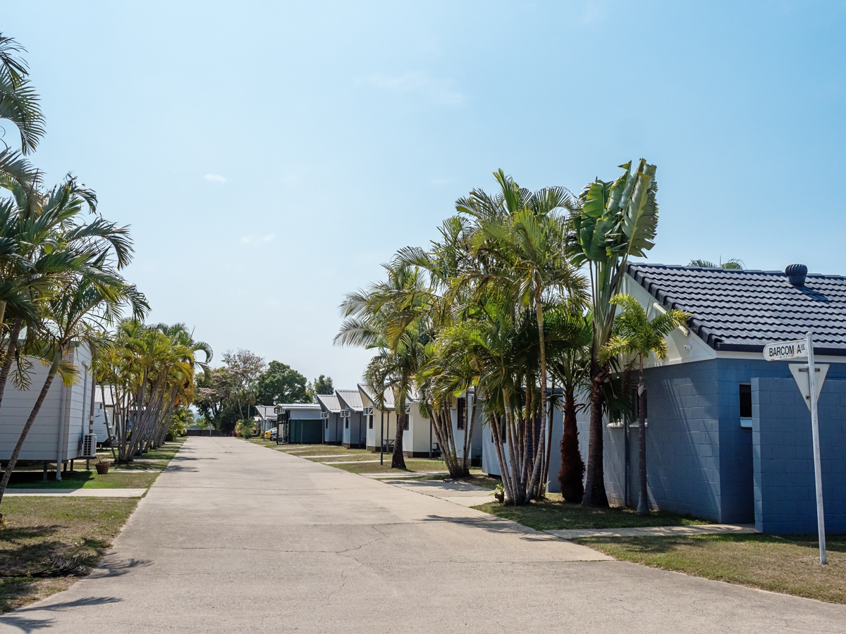 Andergrove Van Park Facilities