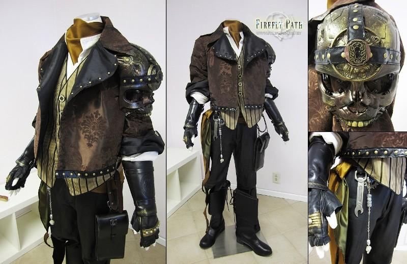 Gentleman Steampunk Pirate