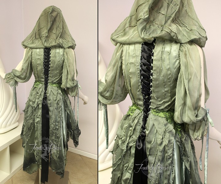 Woodland Handfasting Dress