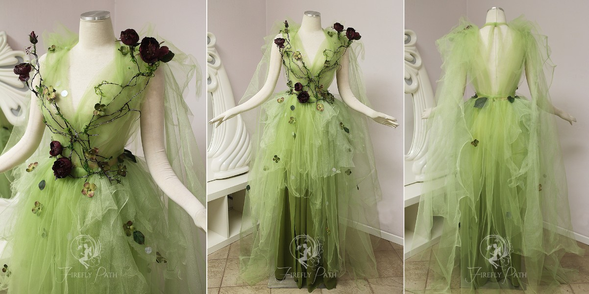 Mustardseed Fairy Gown