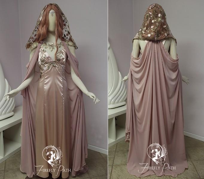 Elven Romance Gown