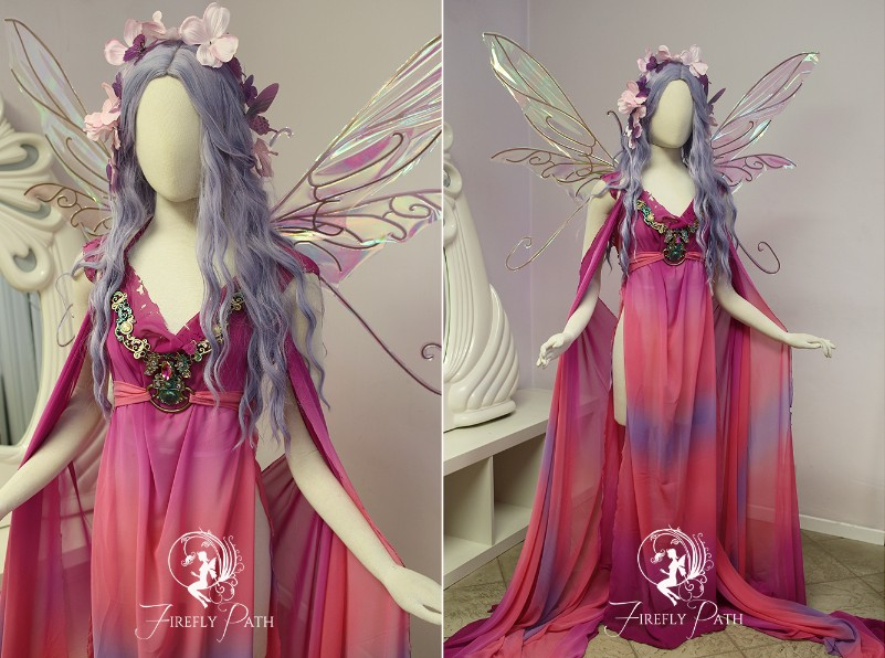 Summerset Faerie Gown