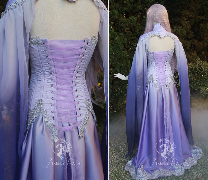 Moonpetal Gown