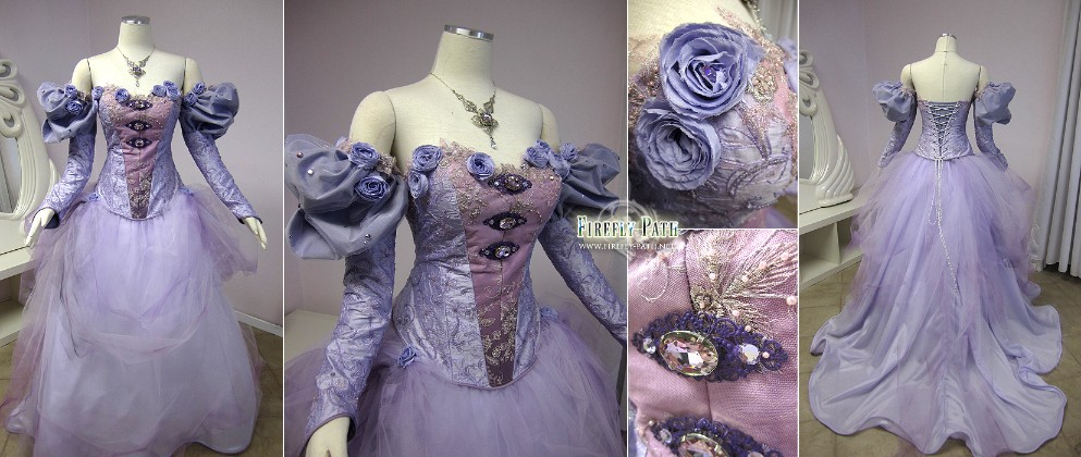 Lady Amalthea Gown