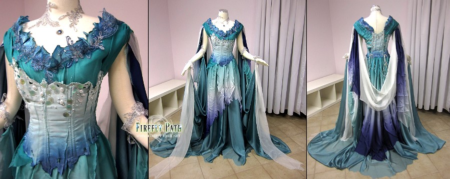 Ice Goddess Gown