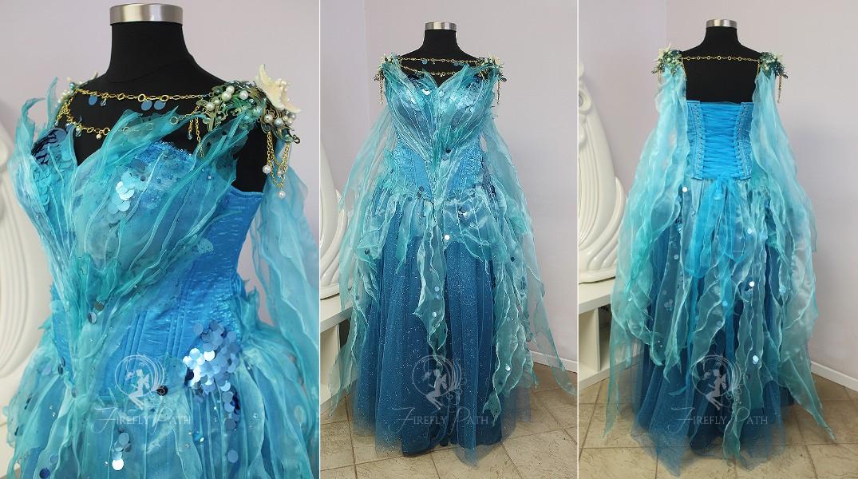 Siren Gown