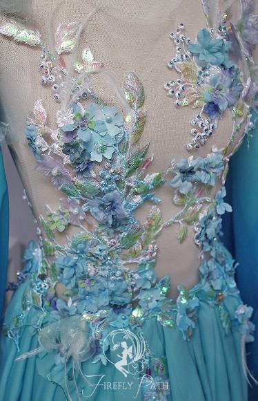 Lagoona Gown