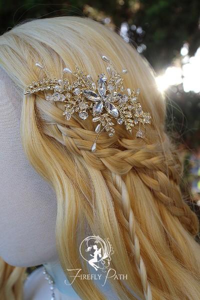 Rococo Princess Comb