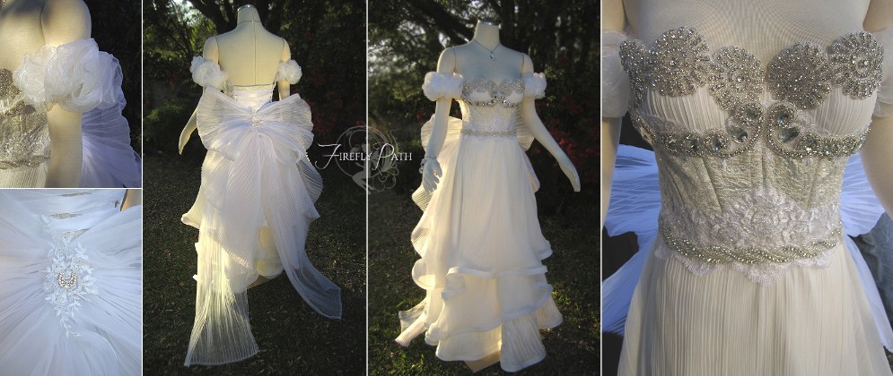 Sailor Moon: Princess Serenity Gown