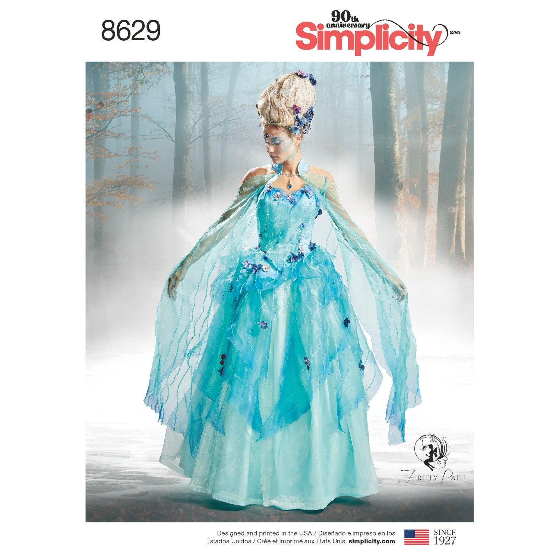 Simplicity Pattern 8629