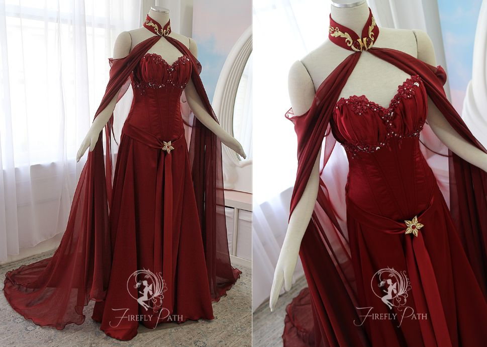 Star Trek Bridal Gown