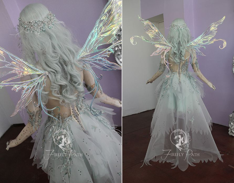 Shattered Frost Gown