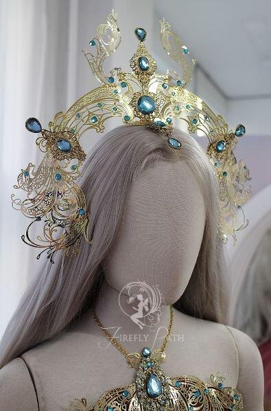 Autumn Sunlight Headdress