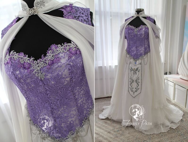 Hyrule Gown (Purple)