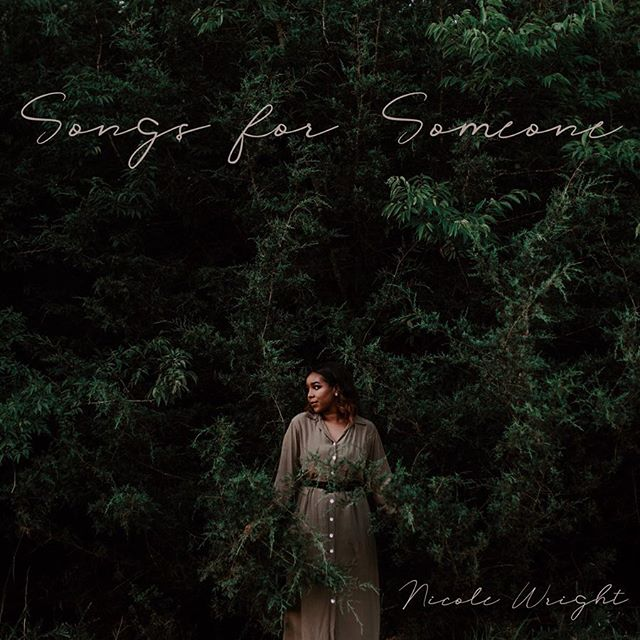 "I'm blessed to have family and friends that love me and support me and my dreams. Thank you to my aunt @houghster_ for designing this beautiful cover and thank you to my dear friend @alliechambersphoto for taking this beautiful photo! Less than two weeks away everybody! (Also, a bit of exciting news: ""Songs for Someone"" will be on all platforms November 2nd instead of the 3rd.) • • • #songsforsomeone #ep #music #singer #songwriter #nashville #create #singersongwriter #comingsoon"