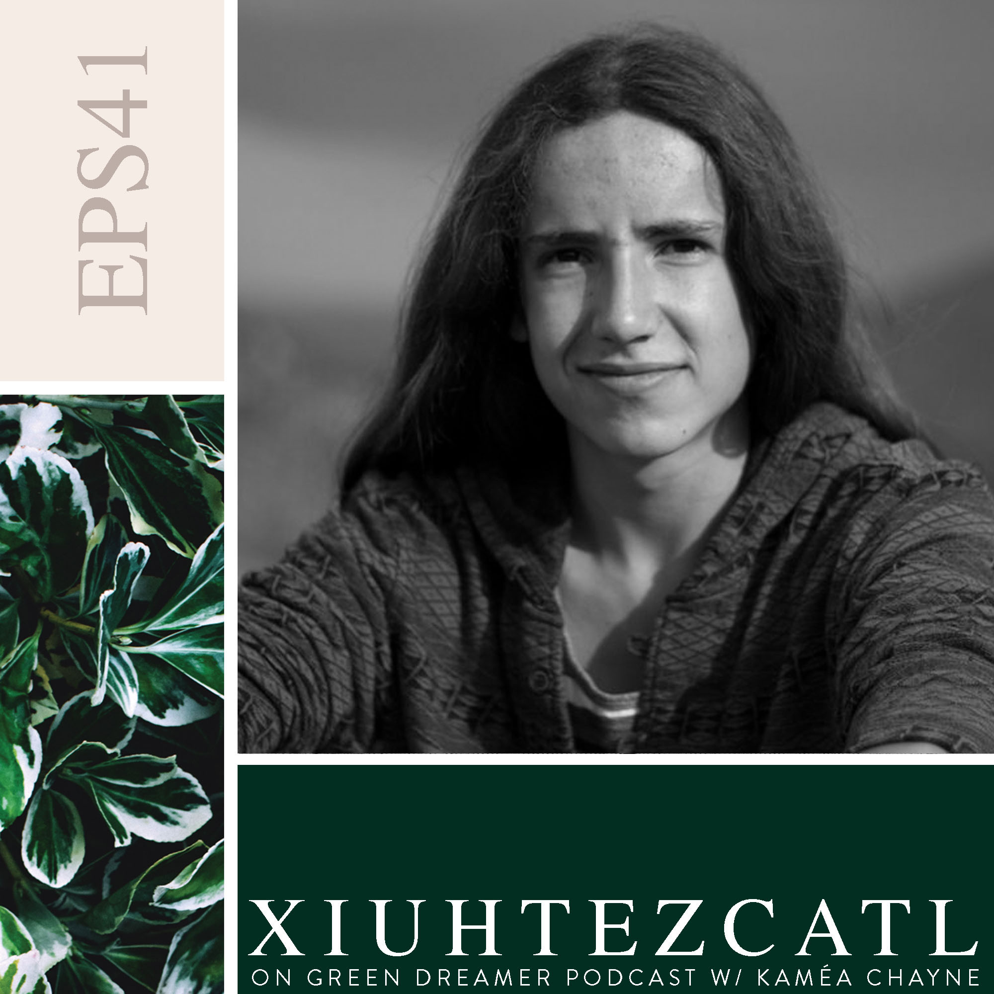 41) BW Xiuhtezcatl-Martinez-of-Earth-Guardians-talks-sustainability-on-Green-Dreamer-Podcast-with-Kaméa-Chayne.jpg